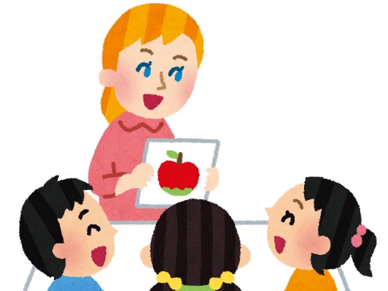 子供英語教育は耳と口から始めよう