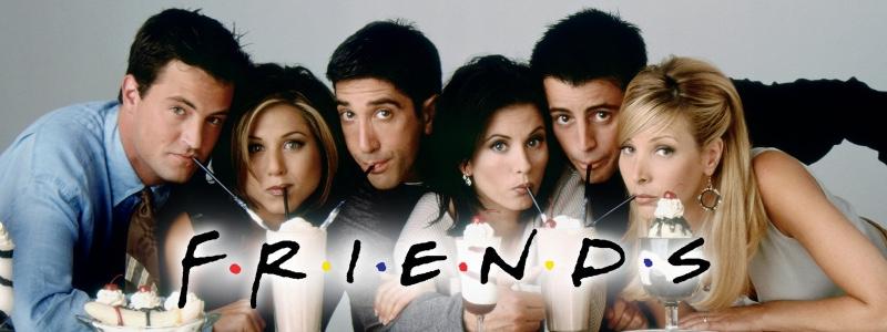 第10位 Friends(フレンズ)