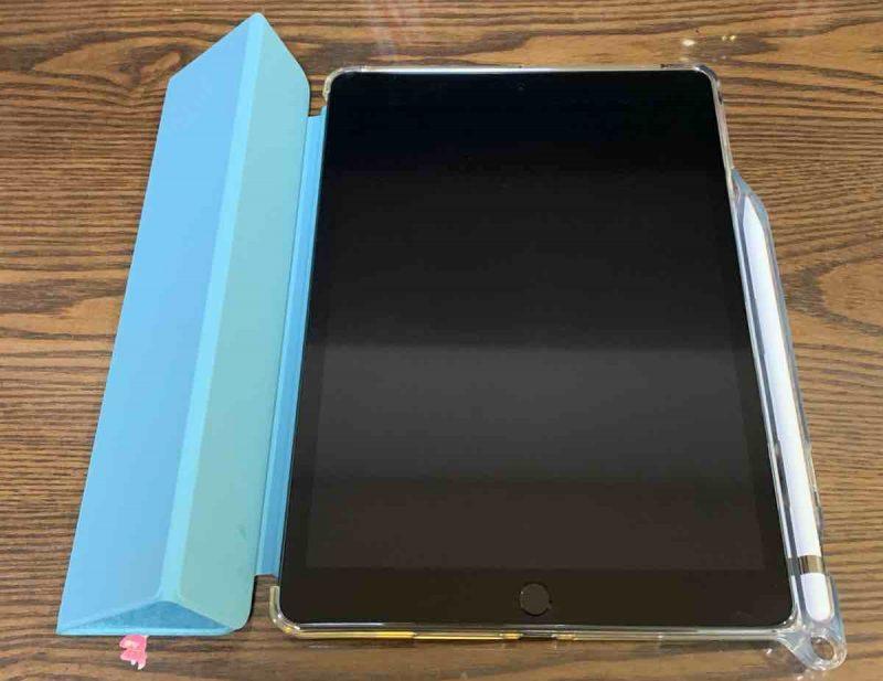 iPad第7世代と一緒に購入したアクセサリー
