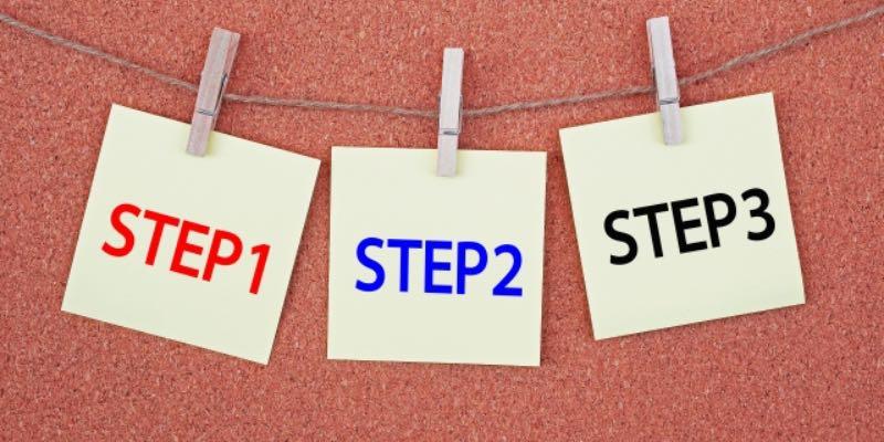 英文法の学習3つのステップ