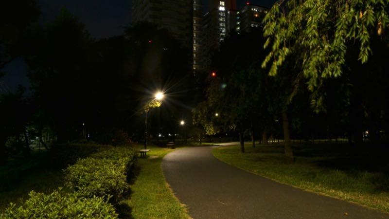 ジョギングライトで防ぐ2つの危険