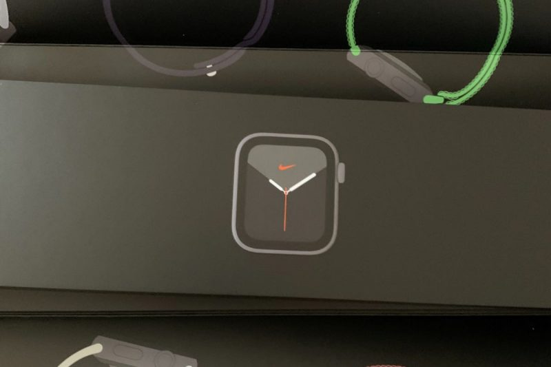 Apple Watch 3と6 スペックの違い
