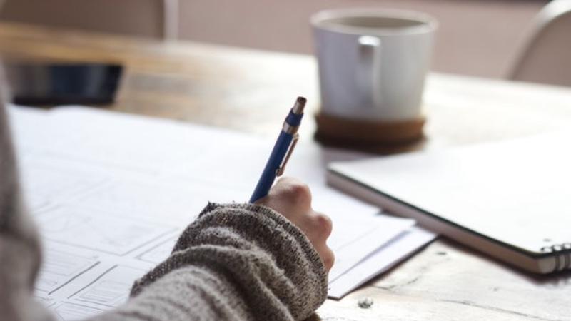 英作文の勉強法は手を動かすことから