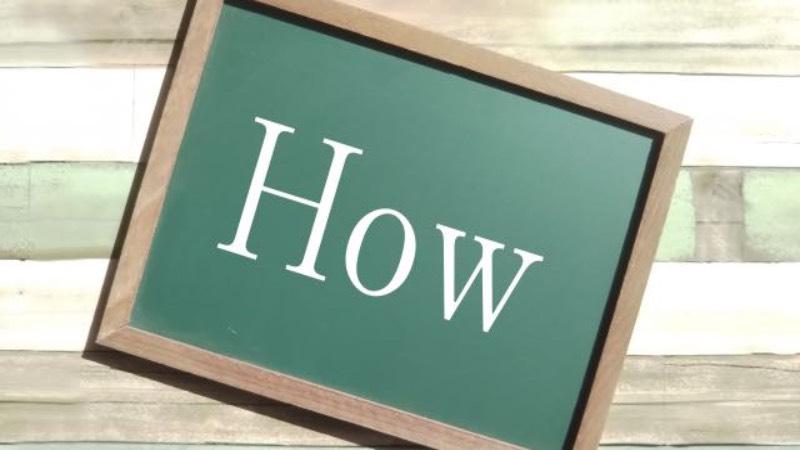 英語の勉強の仕方が分からない人の3つの学習方法