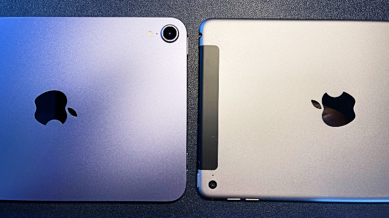 iPad mini 6 従来モデルとの違いは?